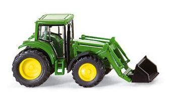 TRACTOR JOHN DEERE 6820S - GREEN