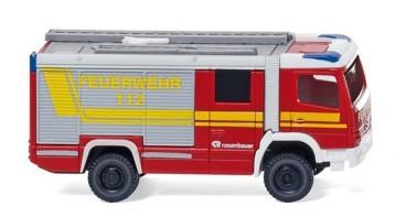 ROSENBAUER RLFA 2000 AT BOMBERO - RED