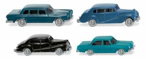 SET AUTOS CLASICOS x4