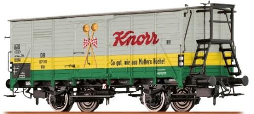 VAGON FURGON G10 KNORR DB EPOCA III