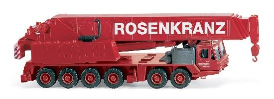 CAMION GRUA ROSENKRANZ - RED