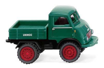 UNIMOG U401 - DARK GREEN