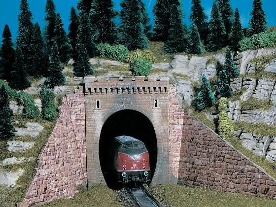 PORTAL DE TUNEL x2 1 VIA