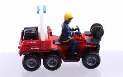 ATV ROSENBAUER C/FIGURA - RED